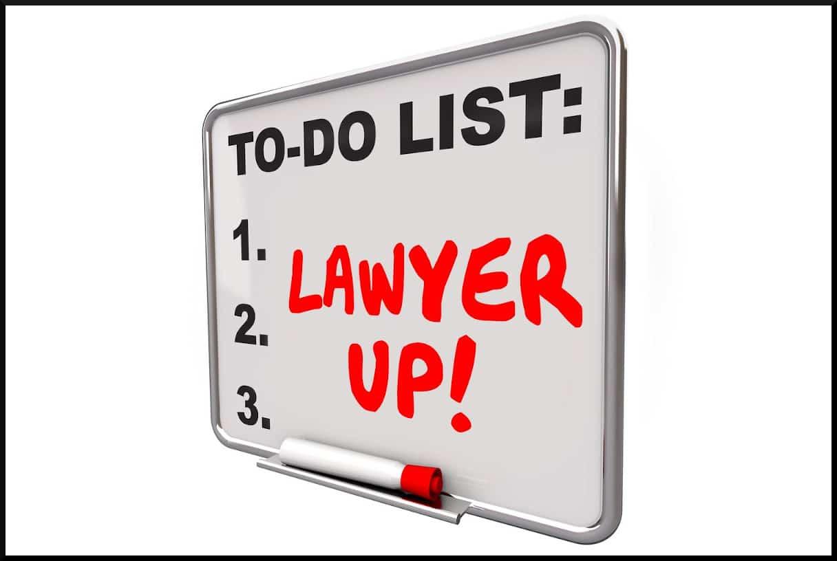 Lawyer Up! Hire a Criminal Lawyer Now Image